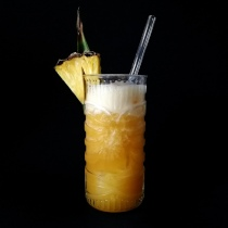 Puka Punch Cocktail
