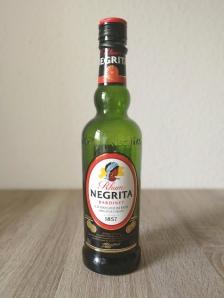 negrita-flasche