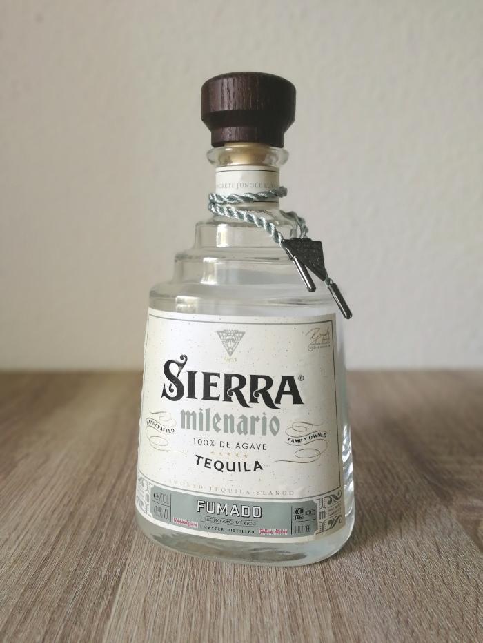 Sierra Milenario Fumado Blanco Tequila