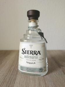 Sierra Milenario Fumado Blanco Tequila Flasche