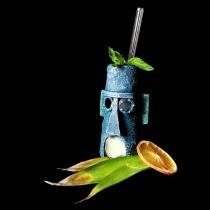 Squidward's Respite Cocktail