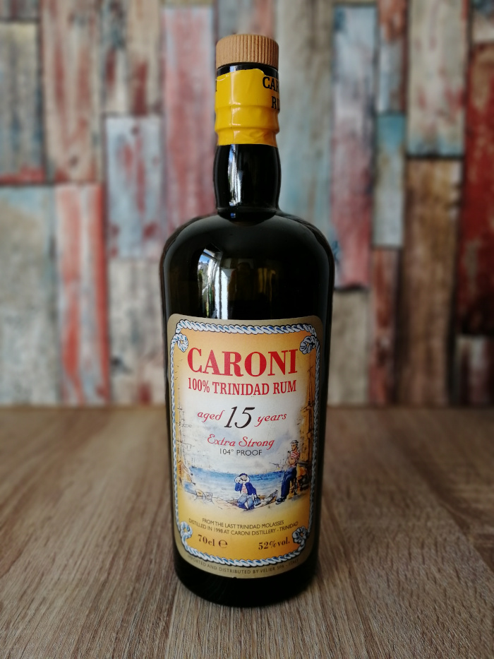 Velier Caroni 100% Trinidad Rum Aged 15 Years