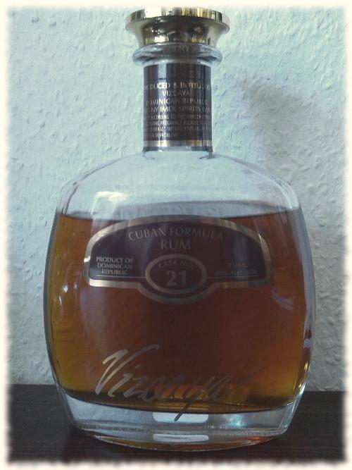 Vizcaya Rum Cask No. 21 VXOP