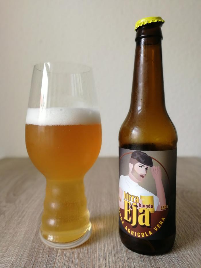 Birra Eja Bionda