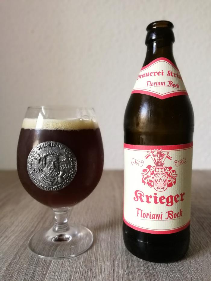 Brauerei Krieger Floriani Bock