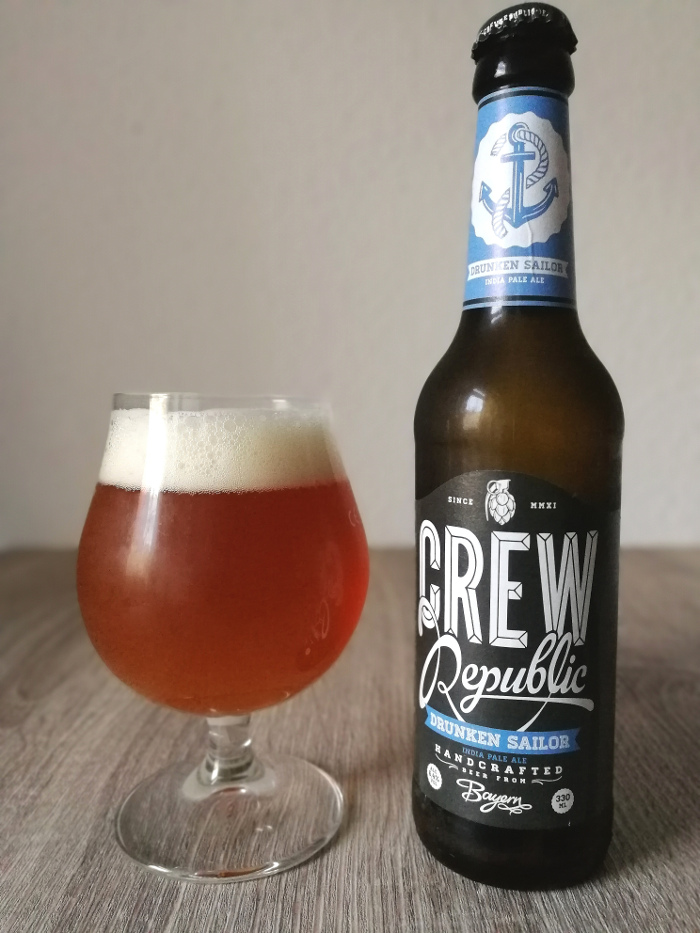 CREW Republic Drunken Sailor IPA