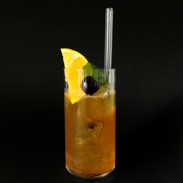 Mississippi Punch Cocktail