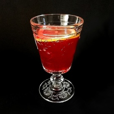 Poinsettia Punch Cocktail