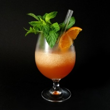 Shudders in a Whisper Cocktail