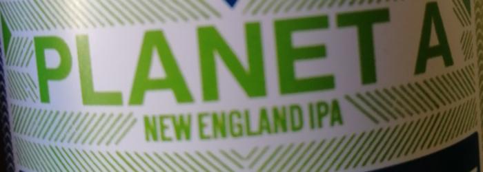 Brewdog & Rettergut Planet A New England IPA Titel