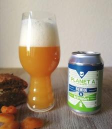 Brewdog & Rettergut Planet A New England IPA