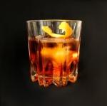 Eau Negroni Cocktail