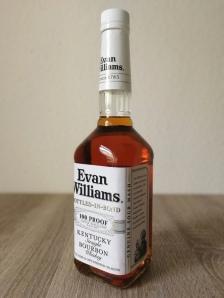 Evan Williams Bottled-in-Bond Flasche