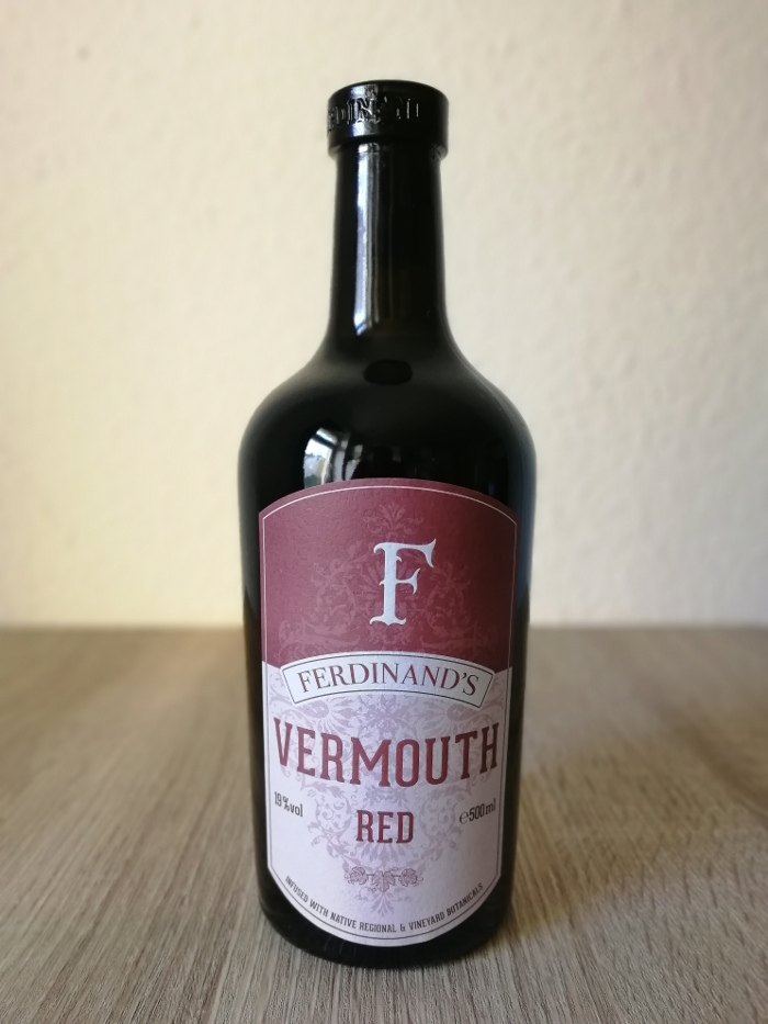 Ferdinand's Vermouth Red
