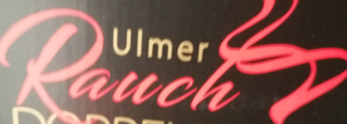 Gold Ochsen Ulmer Rauch Doppelbock Jahrgangsbier 2018 Titel