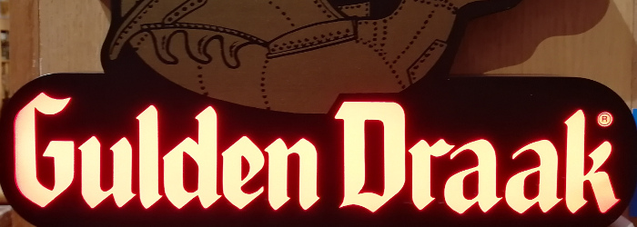 Gulden Draak Calvados Barrel Aged Ale Titel