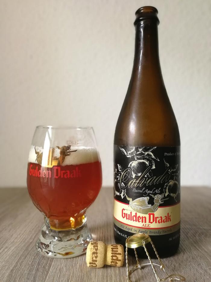 Gulden Draak Calvados Barrel Aged Ale
