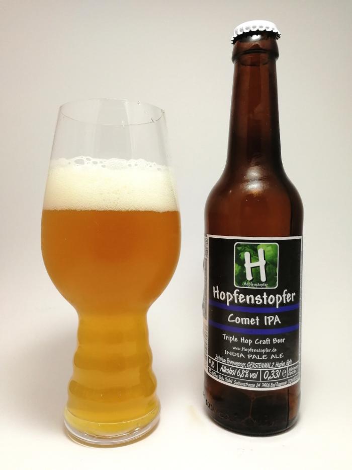 Hopfenstopfer Comet IPA
