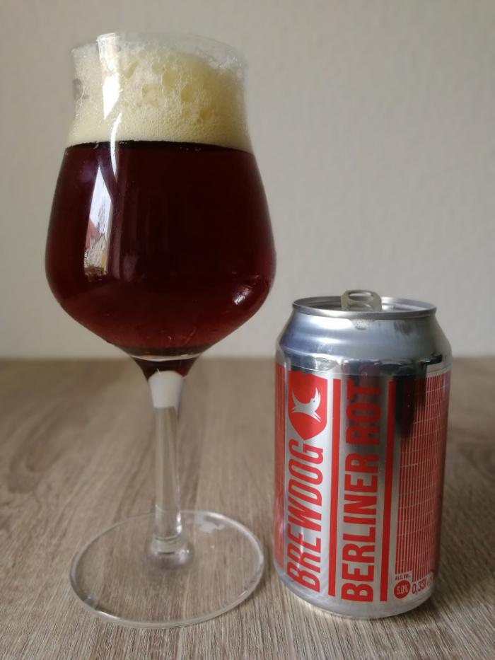 BrewDog Berliner Rot