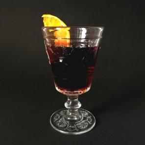 Capitán Martinez Cocktail