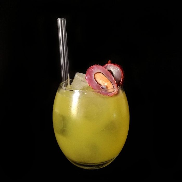 Green Asia Cocktail