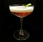 Haberdasher (Coconut Milk Twist) Cocktail