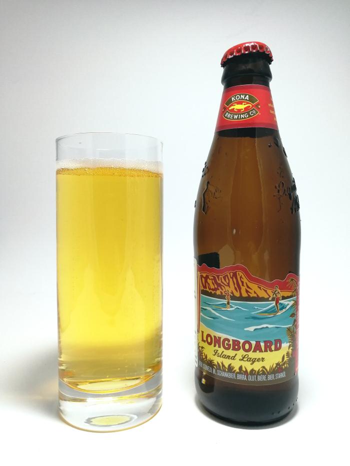 Kona Brewing Longboard Island Lager