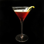 Grassoide Ferro Cocktail