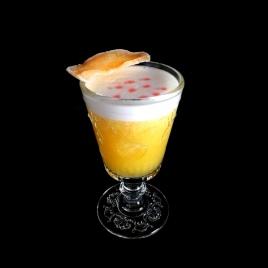 Mapi Sour Cocktail