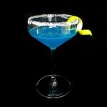 Cobalt Margarita Cocktail