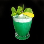Coconut Splish Splash Cocktail