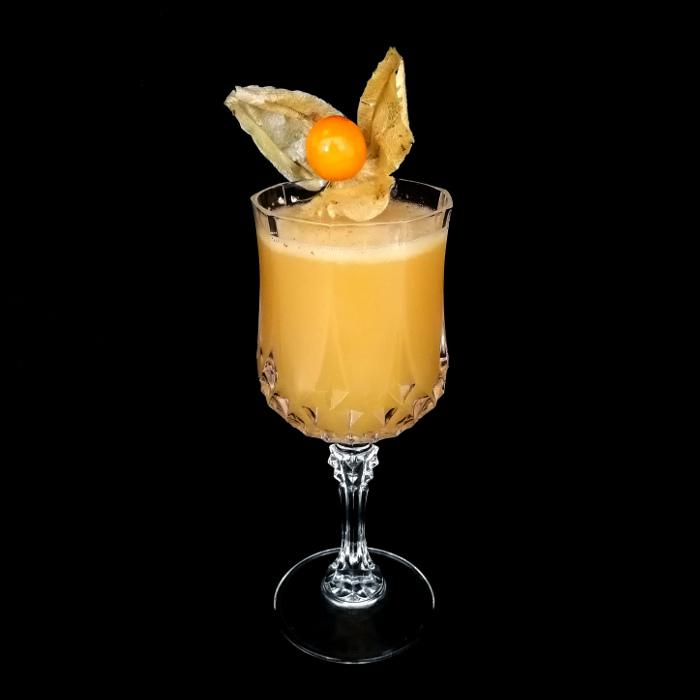 Four Leaf Clover Cocktail