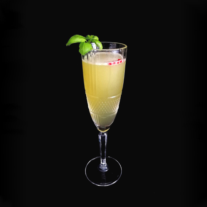 Le Pom'Pom Cocktail
