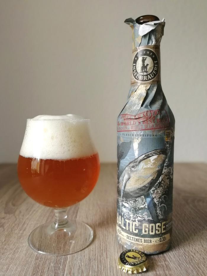 Rügener Insel-Brauerei Baltic Gose