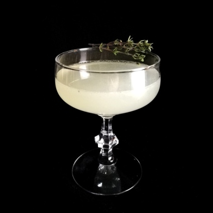 Santa Muerte Cocktail