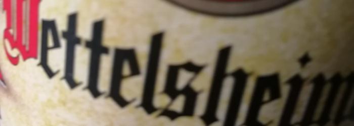 Wettelsheimer Bier Hell Titel