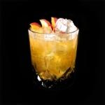 Bourbon Cobbler Cocktail