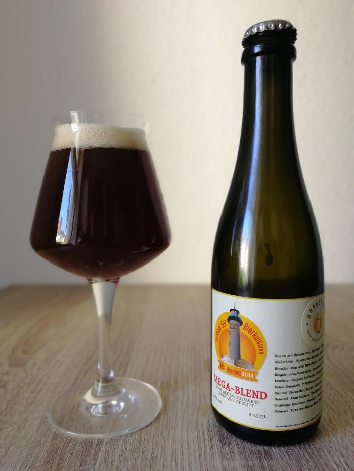 Braustelle Mega-Blend Sour Ale