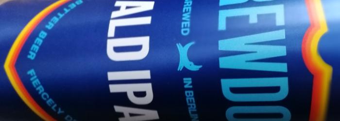 BrewDog ALD IPA Easy India Pale Ale Titel