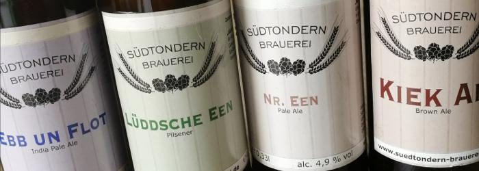 Südtondern Brauerei Viererset Titel