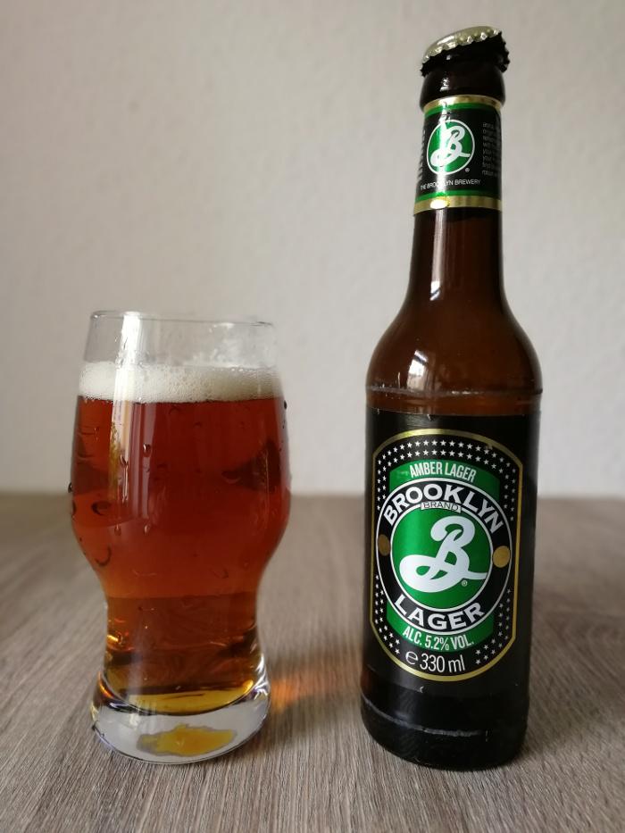The Brooklyn Brewery Brooklyn Lager