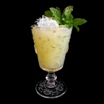 Absinthe Frappé Cocktail