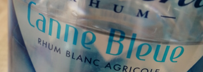 Clément Canne Bleue Rhum Blanc Agricole 2015 Titel