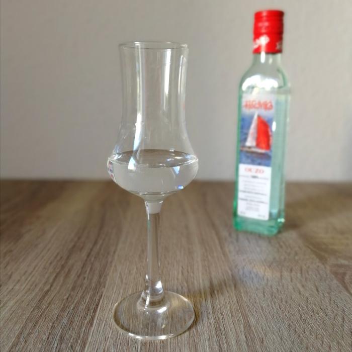 Idoniko Ouzo (Ηδωνικό ούζο) Glas