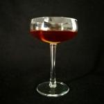 Kennedy Manhattan Cocktail