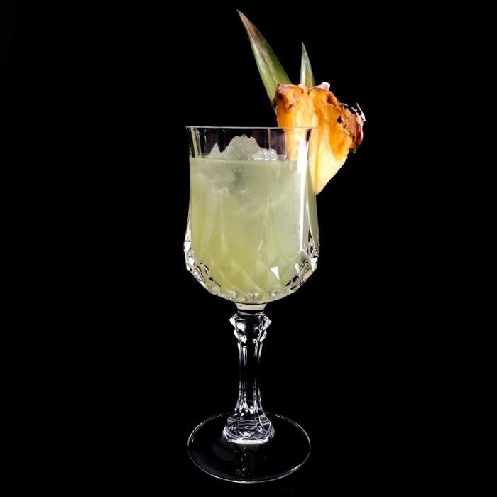 Unique Bird Cocktail