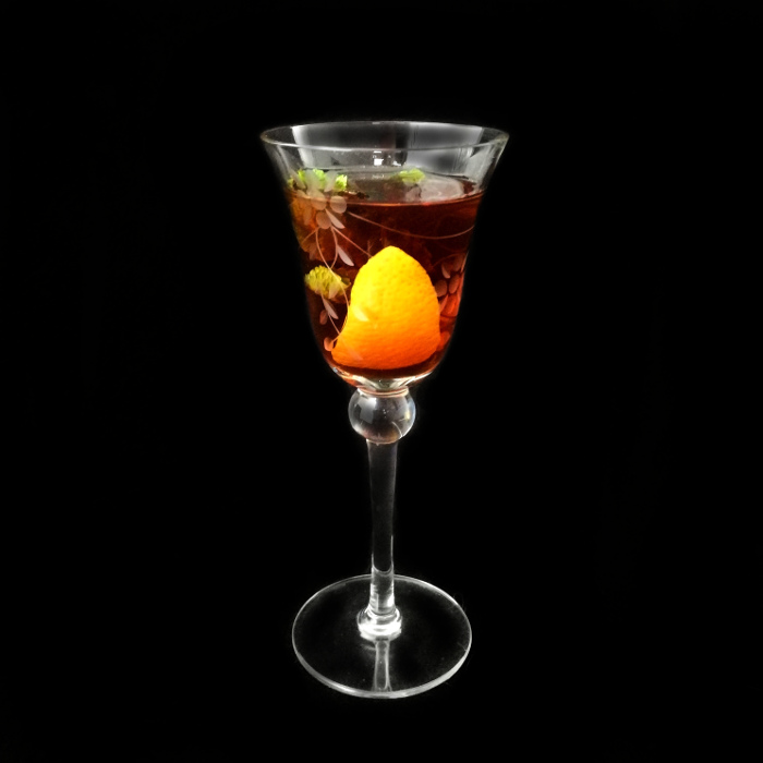 Whispers in the Cane Cocktail