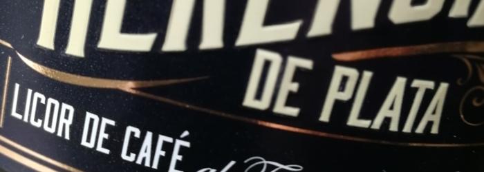 Herencia de Plata Licor de Café Titel