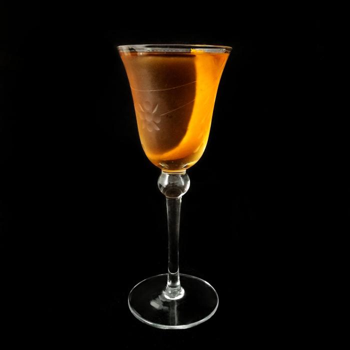 Jackie Brown Cocktail