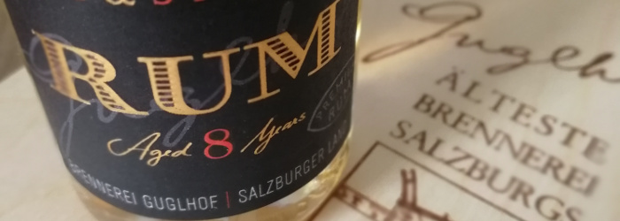 Brennerei Guglhof Art & Spirits Rum Aged 8 Years Titel